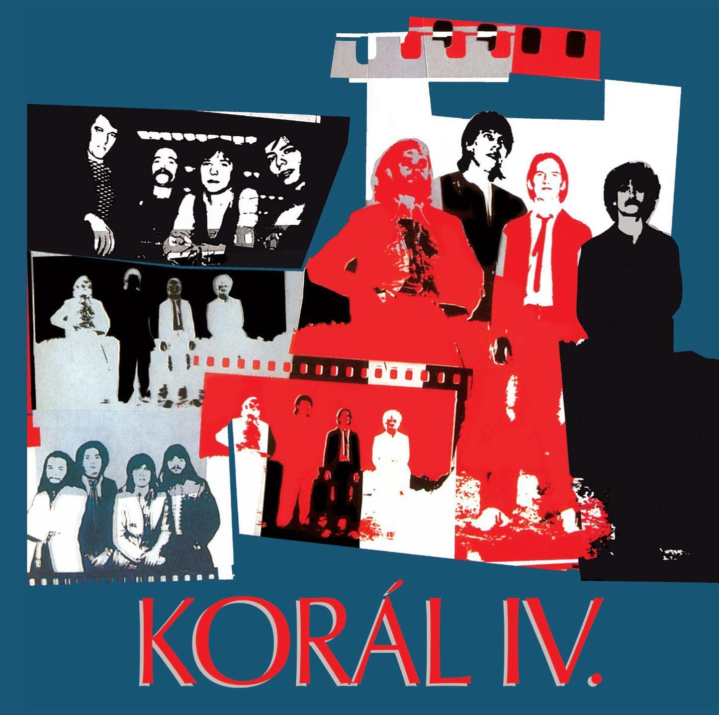 KORÁL IV. - CD -
