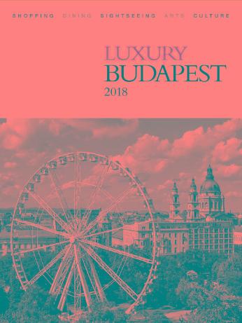 LUXURY BUDAPEST 2018
