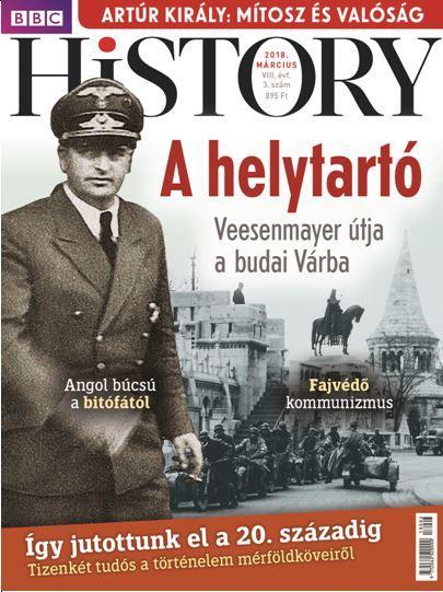 - BBC HISTORY VIII. ÉVF. - 2018/3. MÁRCIUS