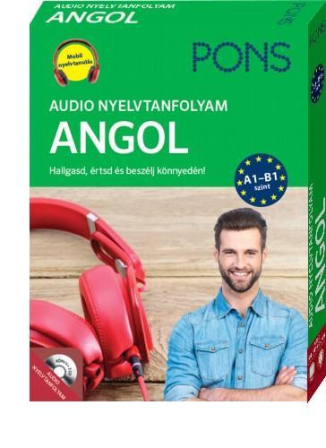 - - AUDIO NYELVTANFOLYAM - ANGOL (PONS)