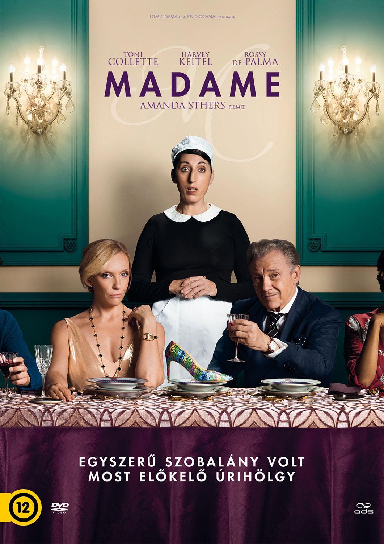 - MADAME - DVD -