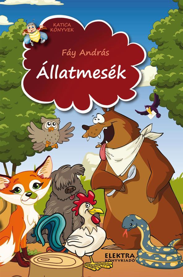 FÁY ANDRÁS - ÁLLATMESÉK