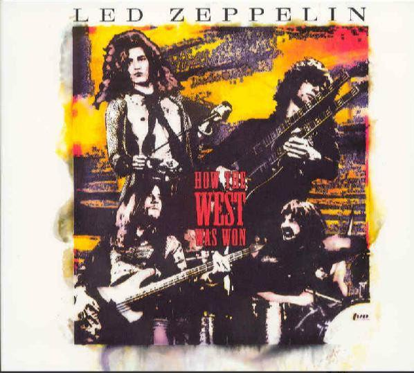 LED ZEPPELIN - HOW THE WEST WAS WON - 3CD -