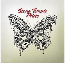 STONE TEMPLE PILOTS - STONE TEMPLE PILOTS (2018) - CD -
