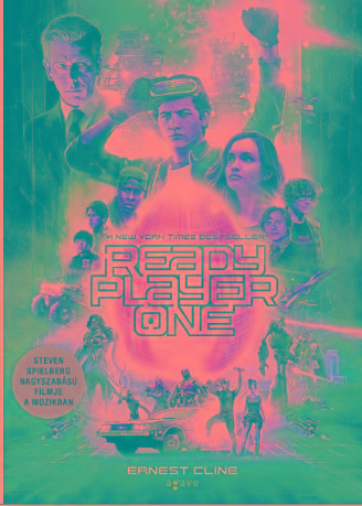 CLINE, ERNEST - READY PLAYER ONE - FILMES!