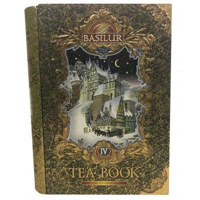 BASILUR (70316) TEA BOOK VOL. IV. - FEKETE