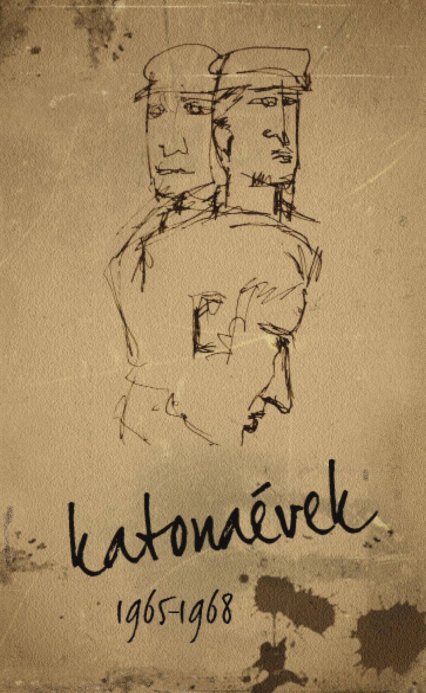 TÓTH GYÖRGY ÉS TÓTH GYÖRGYNÉ - KATONAÉVEK 1965-1968
