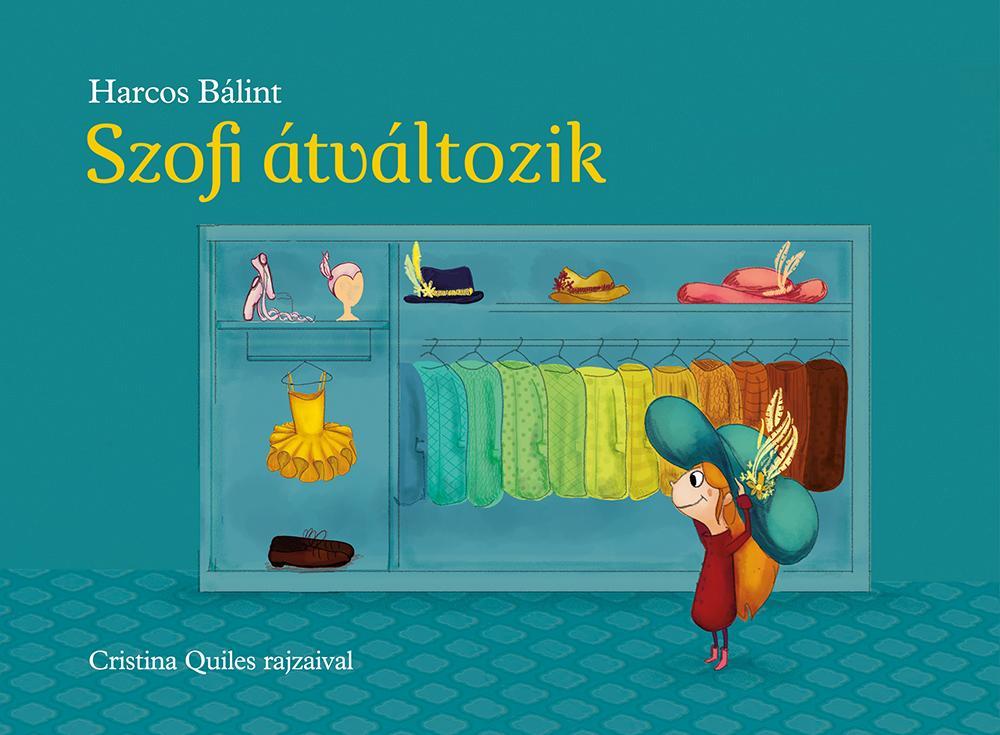 HARCOS BÁLINT - SZOFI ÁTVÁLTOZIK