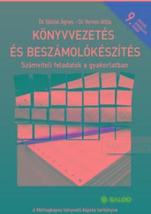KÖNYVVEZETÉS ÉS BESZÁMOLÓKÉSZÍTÉS - 9. BÕV. ÁTDOLG. KIAD., 2018