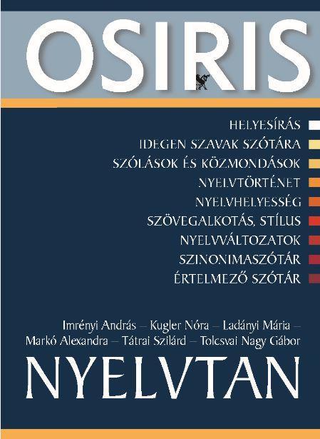 NYELVTAN - OSIRIS 4.