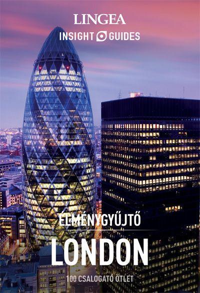LONDON - ÉLMÉNYGYÛJTÕ