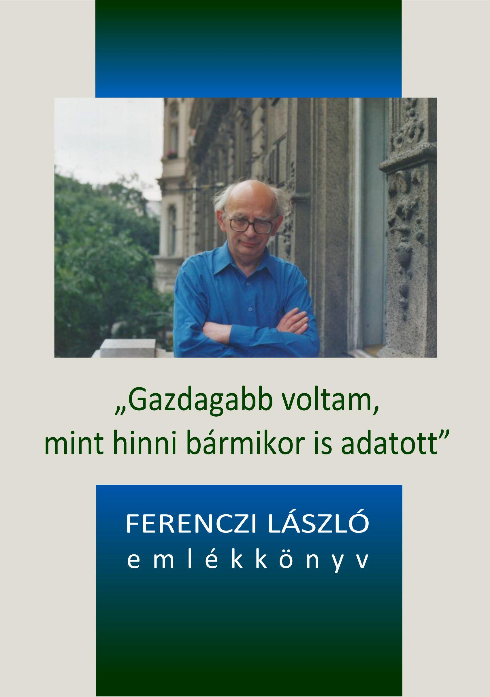GAZDAGABB VOLTAM, MINT HINNI BÁRMIKOR IS ADATOTT - ÜKH 2018