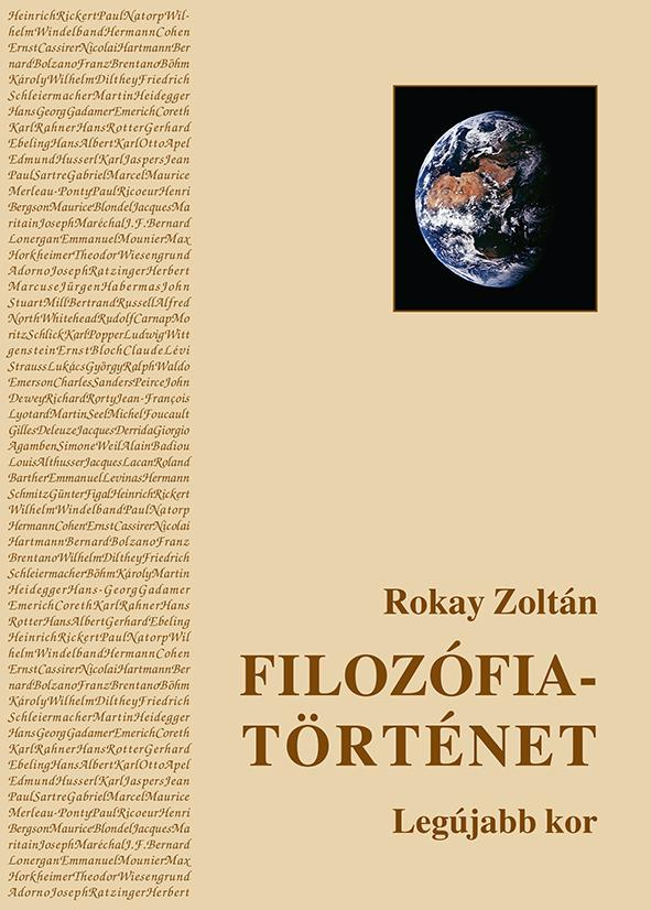 FILOZÓFIATÖRTÉNET III. - LEGÚJABB KOR