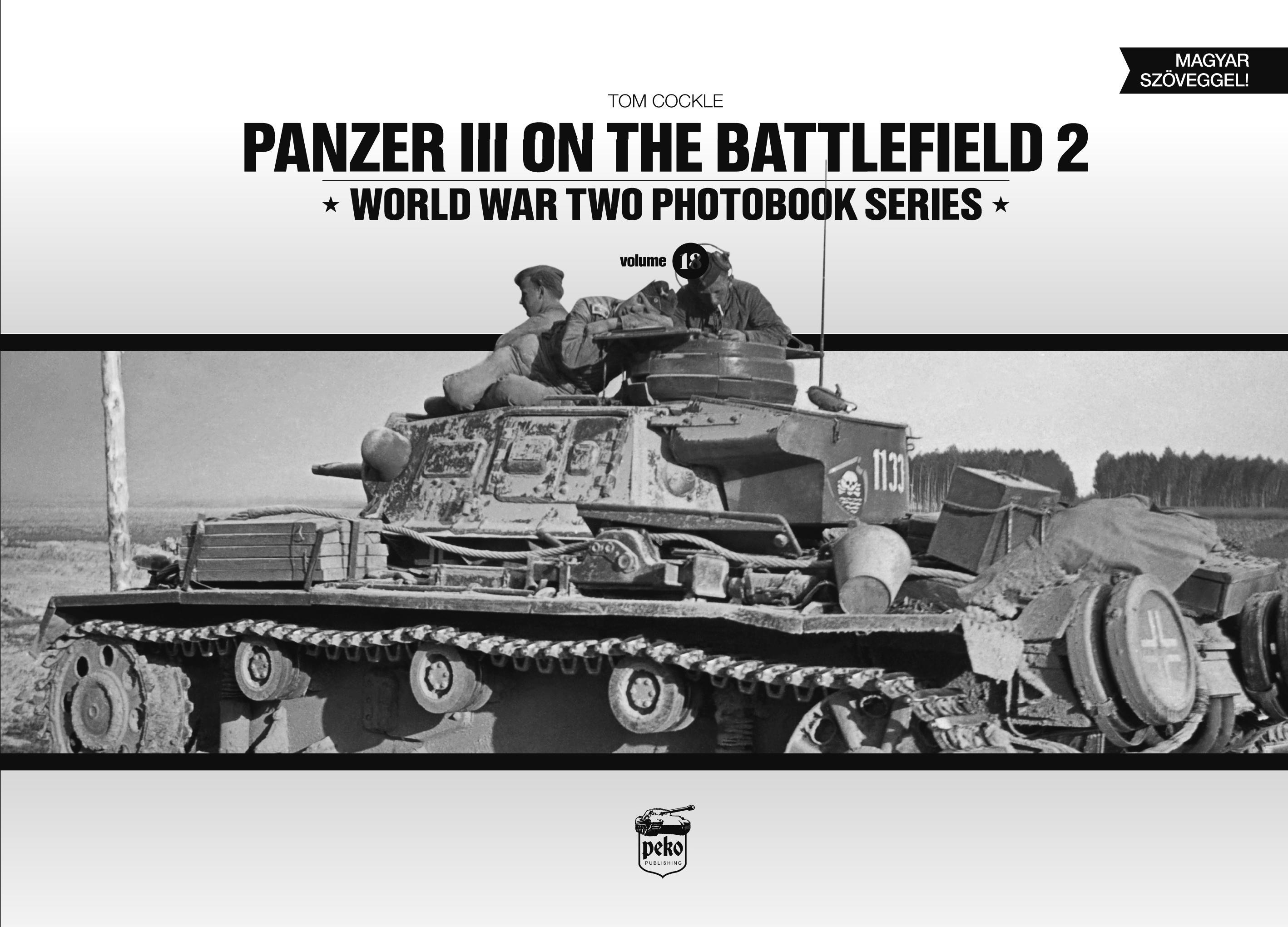 PANZER III ON THE BATTLEFIELD 2.