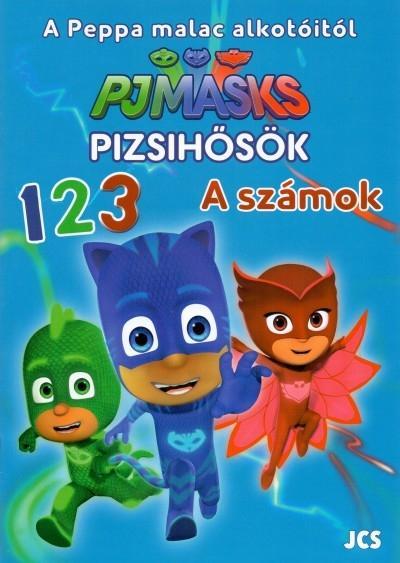 PIZSIHÕSÖK - 1, 2, 3... - A SZÁMOK