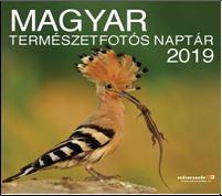 MAGYAR TERMÉSZETFOTÓS NAPTÁR 2019 (30X30 CM)
