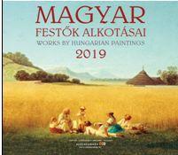 MAGYAR FESTÕK ALKOTÁSAI NAPTÁR 2019 (30X30 CM)