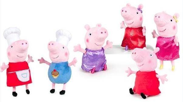 PEPPA PIG - CSILLOG