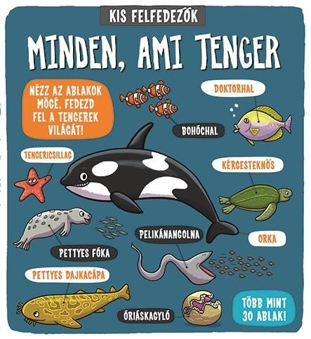 MINDEN, AMI TENGER - KIS FELFEDEZÕK