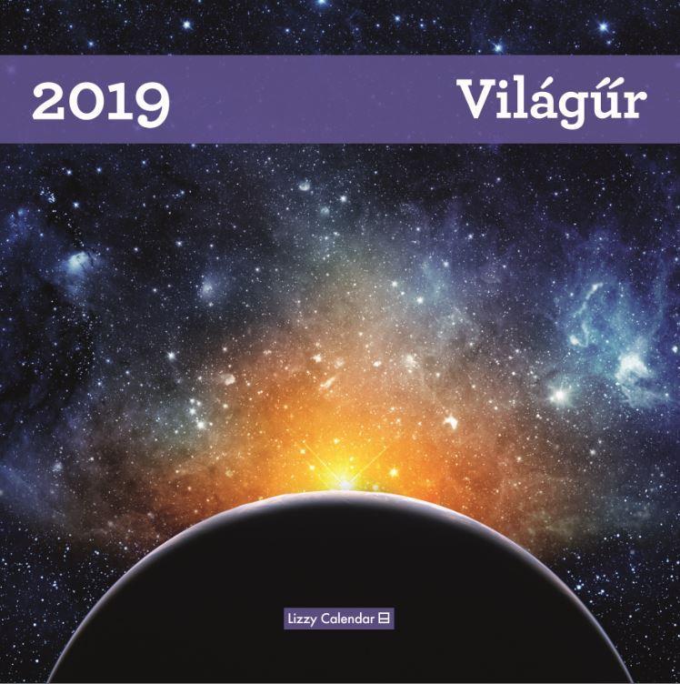 FALINAPTÁR LEMEZ VILÁGÛR - 2019