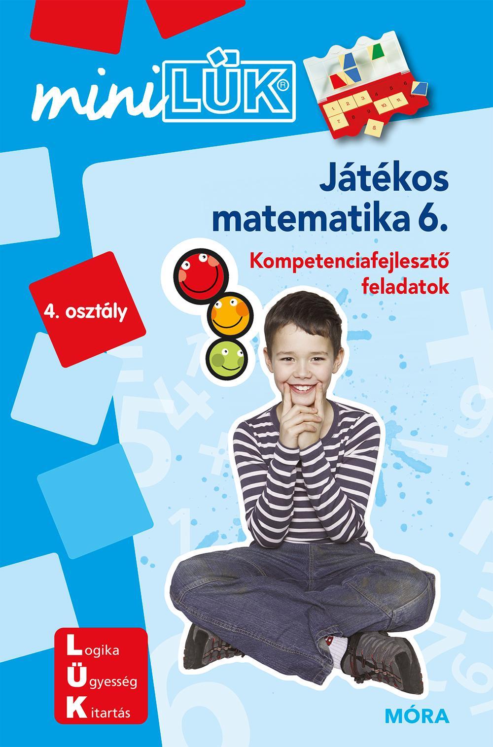 JÁTÉKOS MATEMATIKA 6.