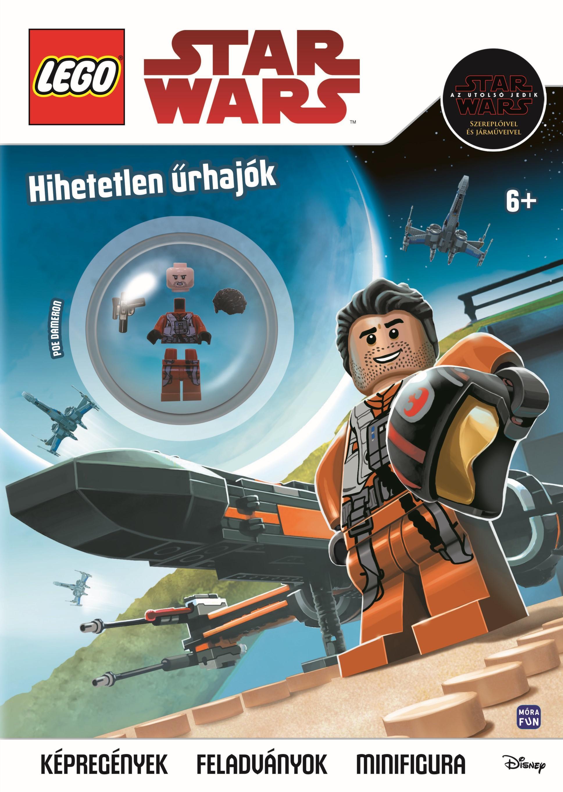 LEGO STAR WARS - HIHETETLEN ÛRHAJÓK