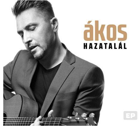 ÁKOS - HAZATALÁL (EP)
