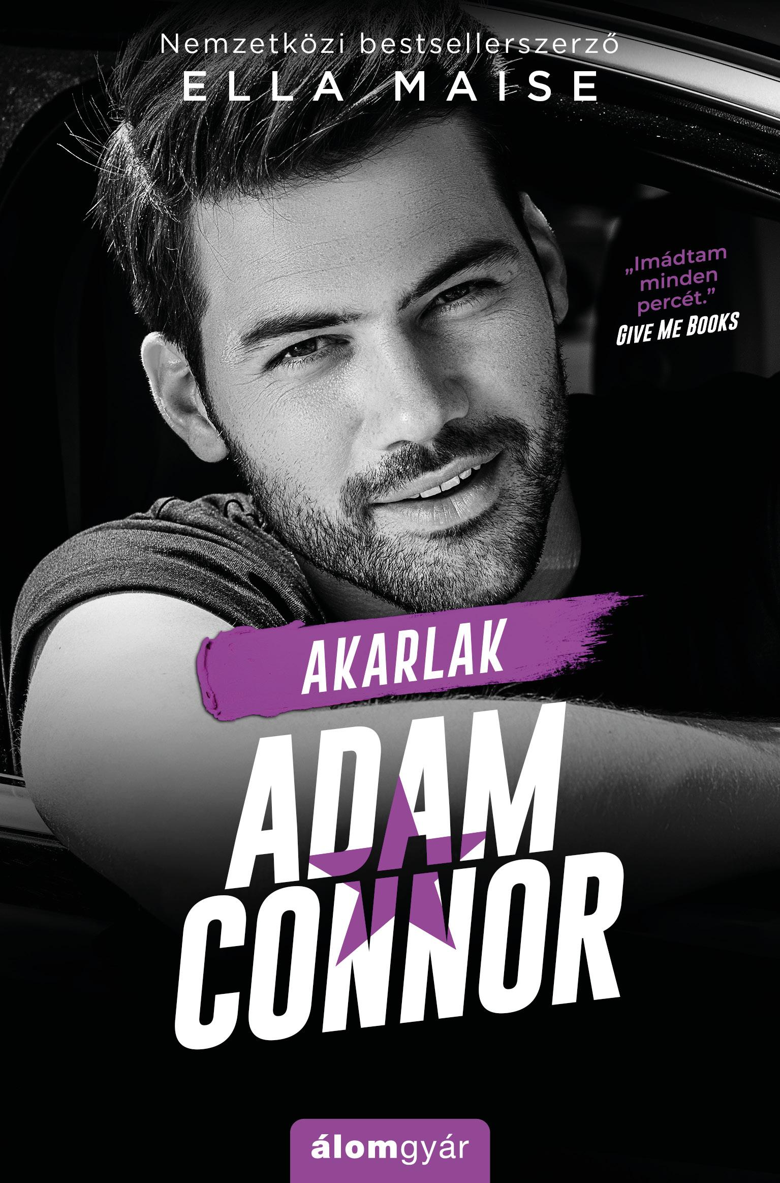AKARLAK, ADAM CONNOR