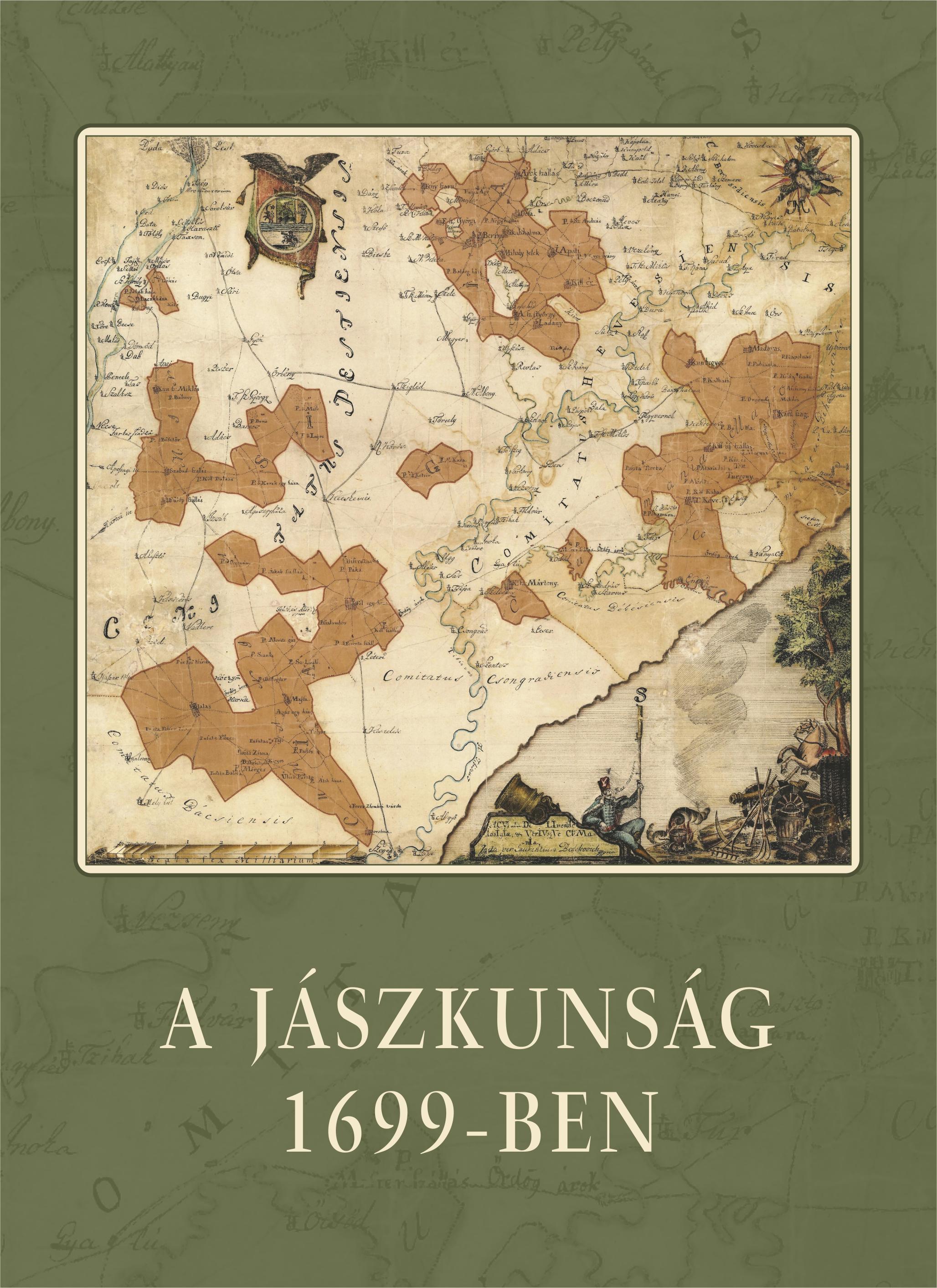 A JÁSZKUNSÁG 1699-BEN