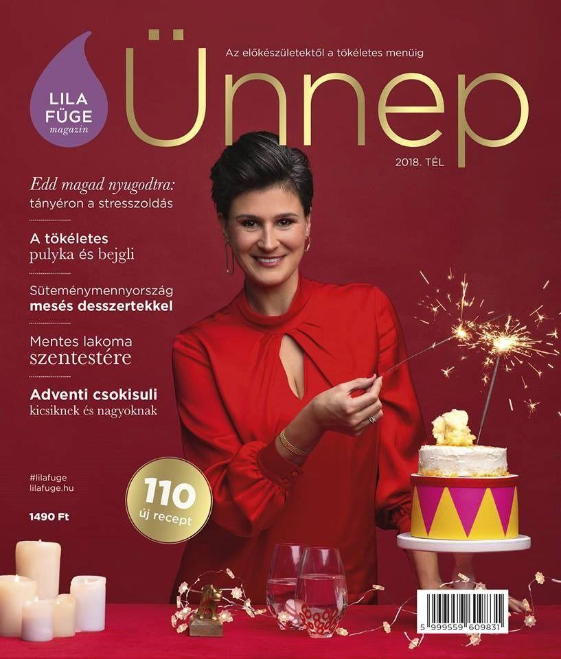 LILA FÜGE MAGAZIN - 2018 TÉL - ÜNNEP