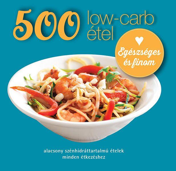 500 LOW-CARB ÉTEL