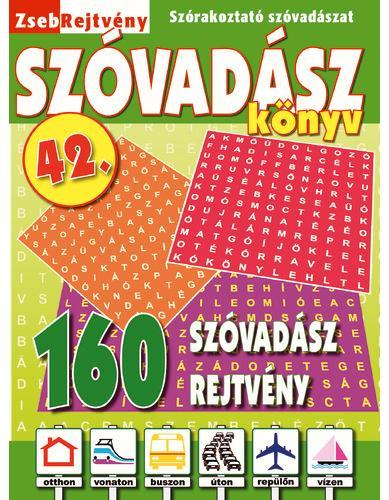 ZSEBREJTVÉNY SZÓVADÁSZ KÖNYV 42.