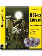 A 87- ES KÖRZET - ÉJSZAKAI ÜGYELET HANGOSKÖNYV CD