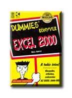 EXCEL 2000. - DUMMIES KÖNYVEK -