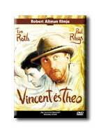 VINCENT ÉS THEO - DVD -