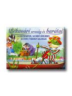 BÉKAVÁRI URASÁG ÉS BARÁTAI - (4 FÉLE DOBOZBAN)