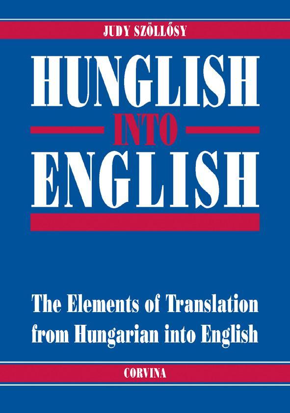 HUNGLISH INTO ENGLISH