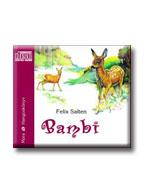 BAMBI - HANGOSKÖNYV - CD
