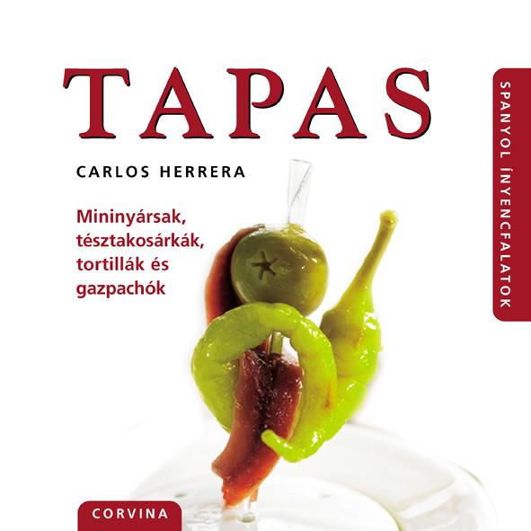 TAPAS - SPANYOL INYENCFALATOK -