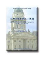 MAGNET DEUTSCH 1. - KURSBUCH - CD-VEL -