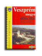 VESZPRÉM MEGYE ATLASZ - 218 TÉRKÉP - INFORMÁCIÓK -