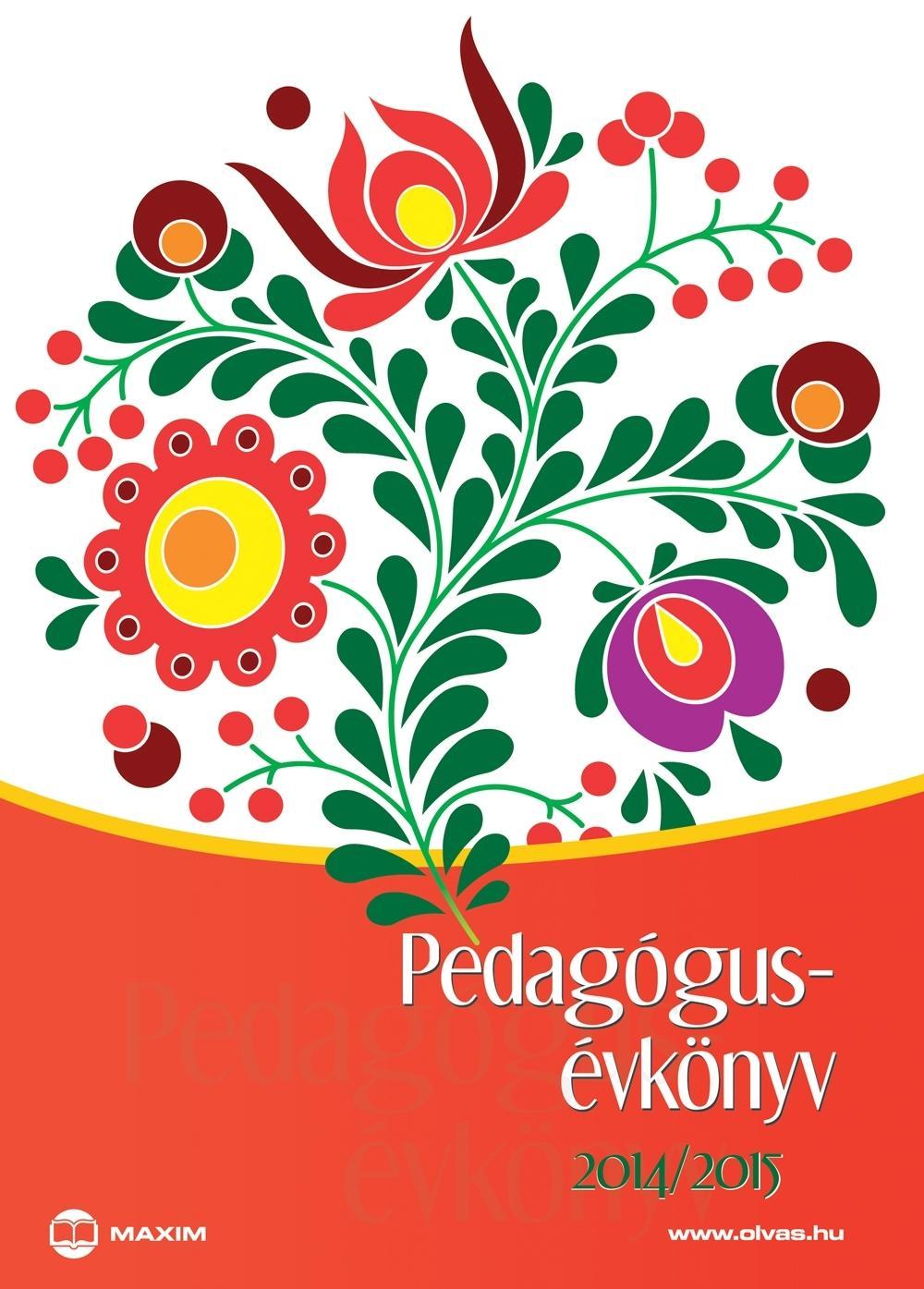 PEDAGÓGUS-ÉVKÖNYV 2014/2015