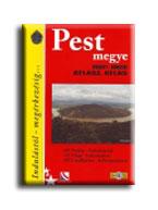 PEST MEGYE ATLASZ - 187 TÉRKÉP- INFORMÁCIÓ, INDULÁSTÓL - MEGÉRKEZÉSIG...