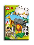 AZ ÁLLATKERTBEN - LEGO DUPLO