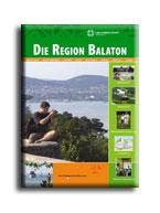 DIE REGION BALATON - VENDÉGVÁRÓ REISEFÜHRER (BALATON ÉS KÖRNYÉKE - NÉMET)