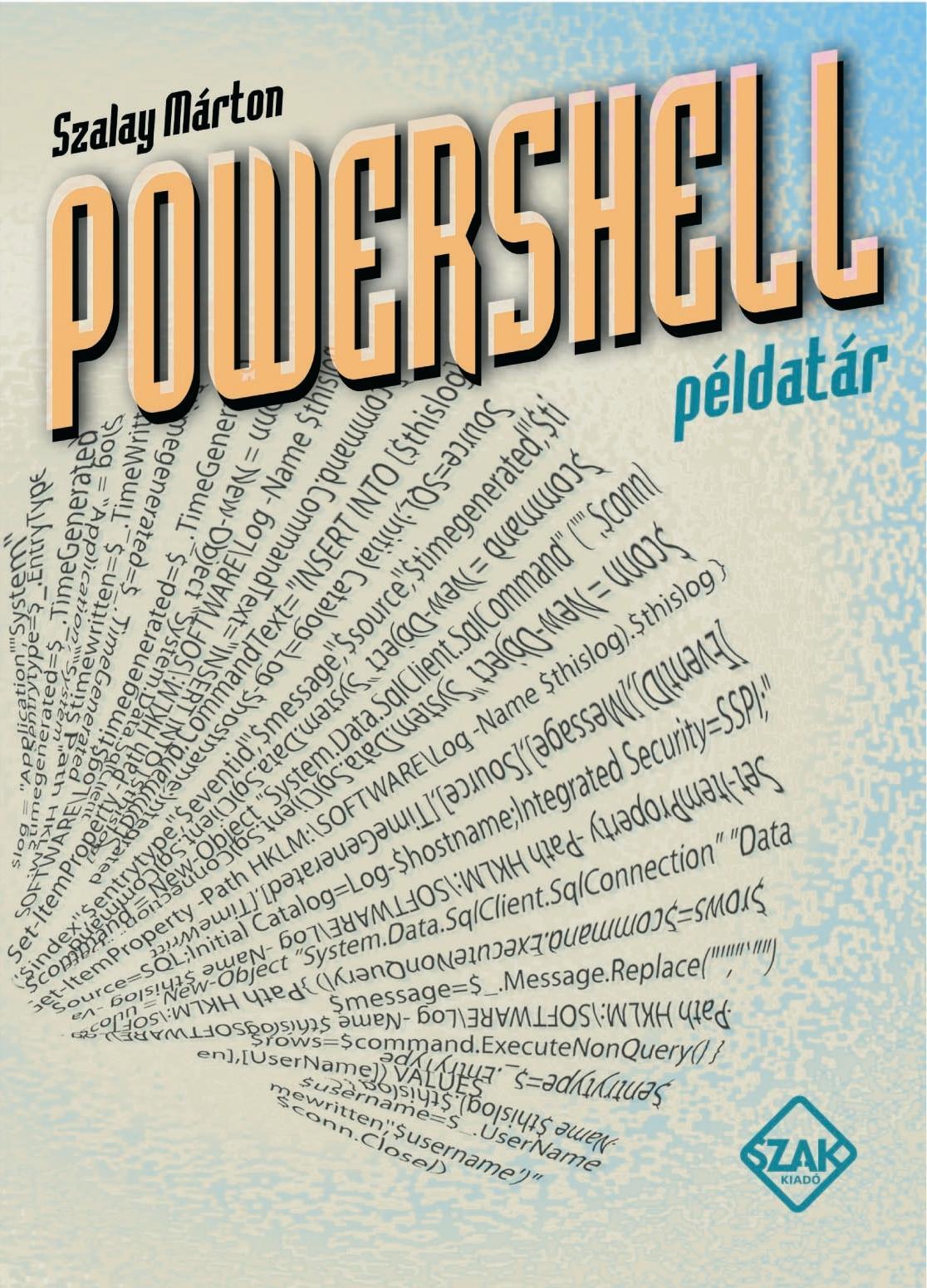 POWERSHELL PÉLDATÁR
