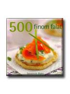 500 FINOM FALAT