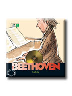 BEETHOVEN - CD MELLÉKLETTEL -