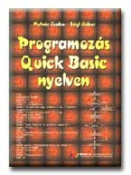 PROGRAMOZÁS QUICK BASIC NYELVEN