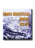 BUDAPEST VÁROSÉPITÉSÉNEK TÖRTÉNETE 1945-1990 - TANULMÁNYOK